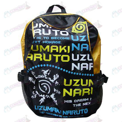 Naruto Naruto Backpack