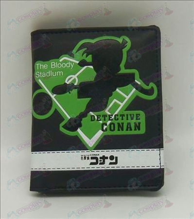 Conan 16 anniversary of the leather wallet (Jane)