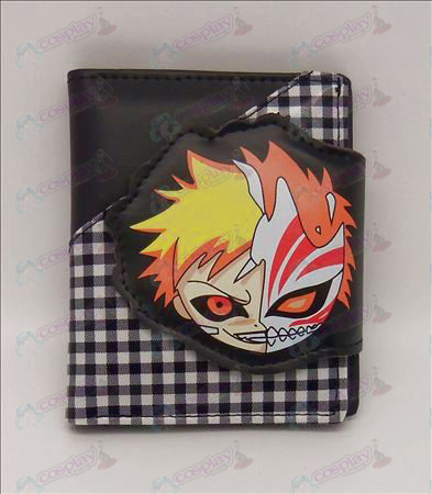 Checkered wallet (Bleach Accessories broken surface)