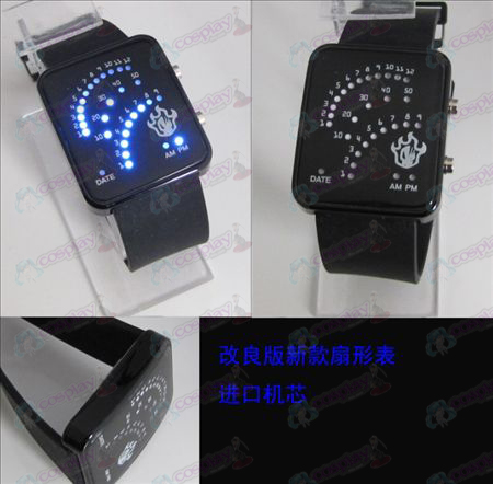 Bleach Accessories Sector LED Watch