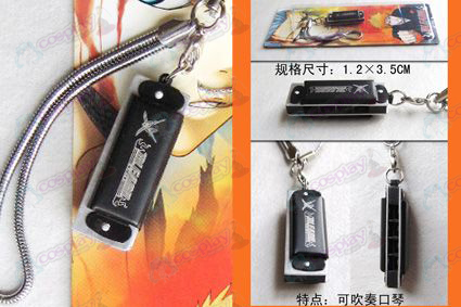 Bleach Accessories Harmonica machine rope