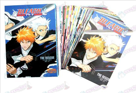 Bleach Accessories Postcards + Cards (2)