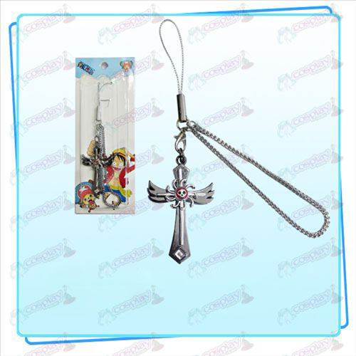 One Piece Accessories Female Emperor flag wings Cross Strap