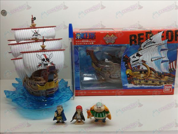 One Piece Accessories redhead boat