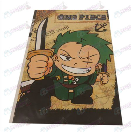 QOne Piece Accessories Sauron notebook