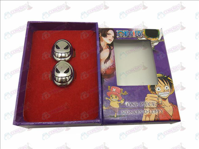 DOne Piece Accessories Exelon laugh couple rings
