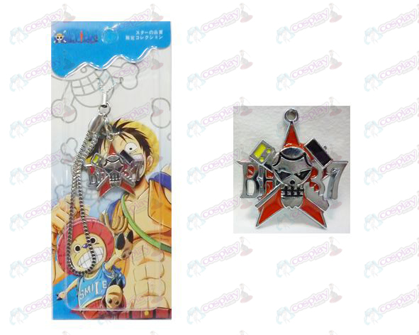 One Piece Accessories Strap years Houfulanke flag