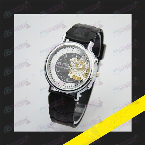Relief skeleton watch-One Piece Accessories Sun Boat