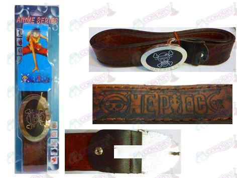 One Piece Accessories new belt