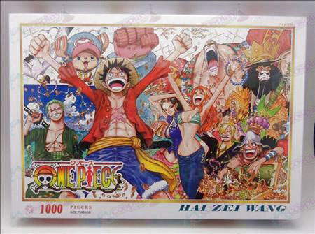 One Piece Accessories puzzle 939