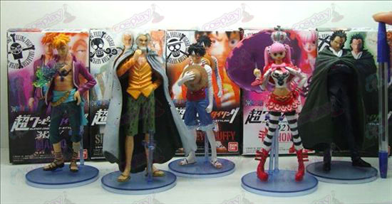 4 Generation 5 models One Piece Accessories doll cradle