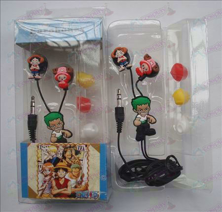 One Piece Accessories Headphones (Sauron)