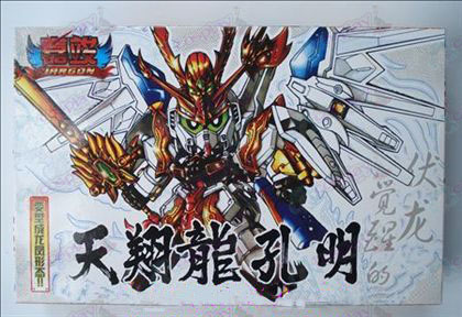 Day Grand Ming Gundam Accessories Model