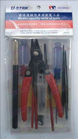 U.A-90075 Modeling Tools (11 sets)