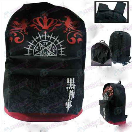 55-11 Backpack 10 # Black Butler Accessories