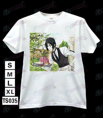 Black Butler AccessoriesT shirt
