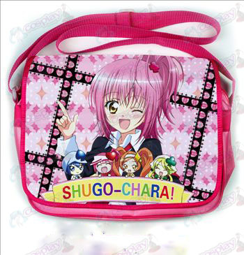 Shugo Chara! Accessories colored leather satchel 500