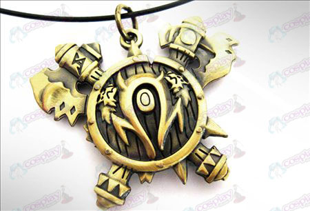 World of Warcraft Tillbehör Orcs halsband