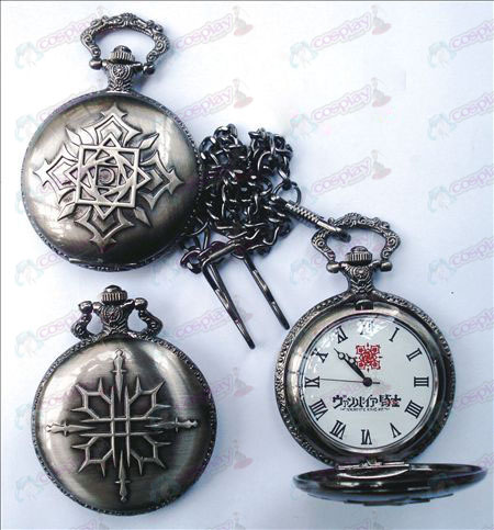 Vampire knight Accessories Pocket Watch (drums)