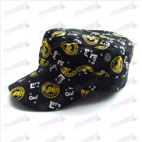 Fashionable cap-K-On! Accessories (Black)