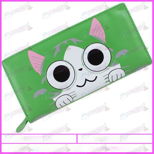 Sweet Cat AccessoriesPVC long wallet