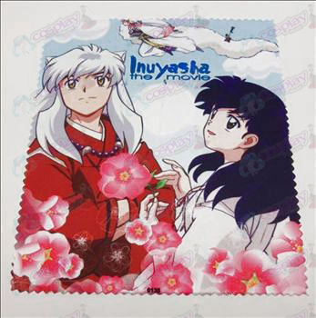 Glasses cloth (InuYasha Accessories0135) 5 sheets / set