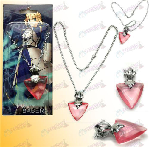 Steins; Gate Accessories Necklaces Pink