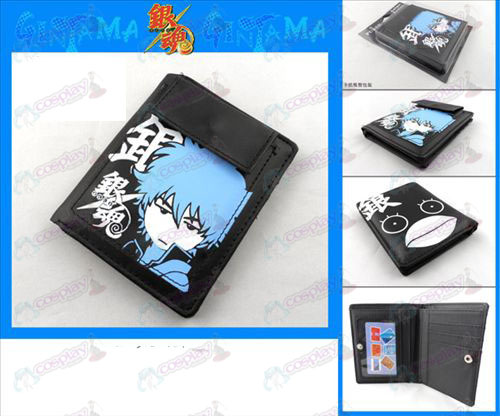 Gin Tama Accessories short wallet