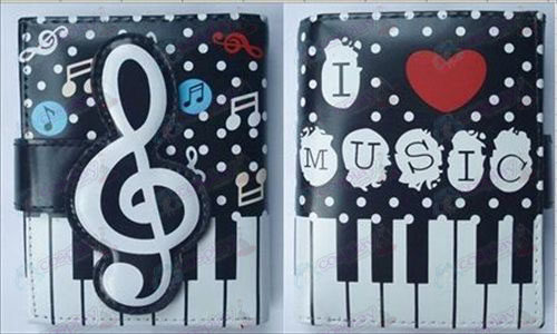 Q version of Nodame Cantabile Accessories Avatar wallet