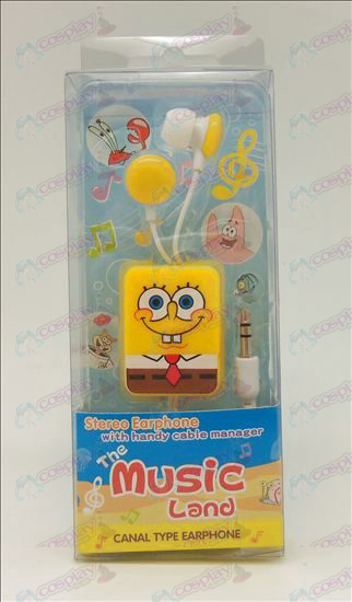 SpongeBob SquarePants Accessories Headphones
