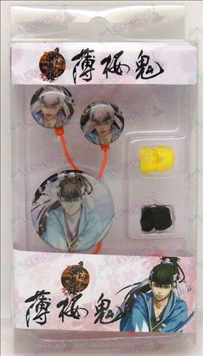 Epoxy headset (Hakuouki AccessoriesA)