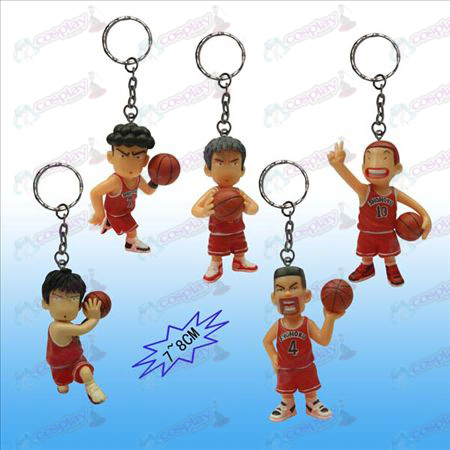5 models Slam Dunk Accessories Doll Key (Jane)