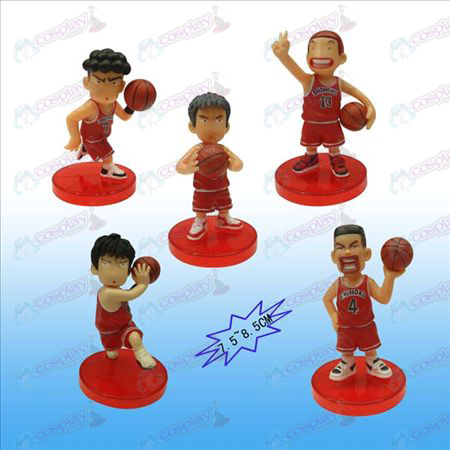 5 models Slam Dunk Accessories doll cradle (Jane)
