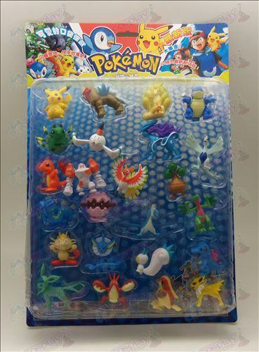 24, Pokemon Accessories (blister package 2)