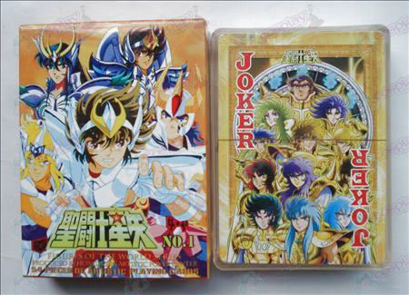 Hardcover edition of Poker (Saint Seiya AccessoriesNO1)
