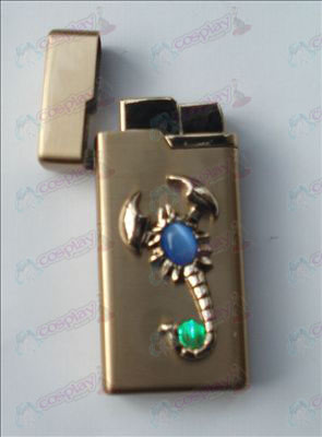 Scorpion gem lighter (copper)