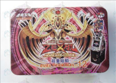 Genuine Tin Yu-Gi-Oh! Accessories Card (overweight initiating)