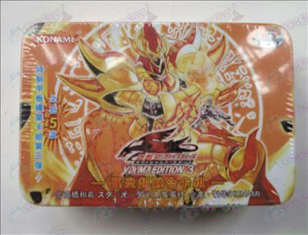 Genuine Tin Yu-Gi-Oh! Accessories Card (ATM Card True inflammation super group)