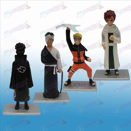 26 Generation 4 models Naruto doll cradle