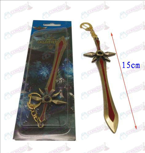 League of Legends Accessories knife buckle 1 (Bronze)
