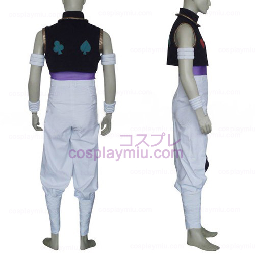 Hunter X Hunter Hisoka Cosplay