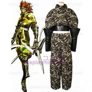 Devil Kings Sarutobi Sasuke Cosplay Costume