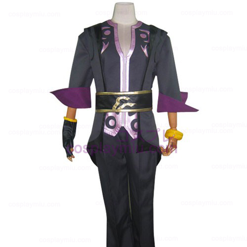 Black Tales of Symphonia Cosplay Costume