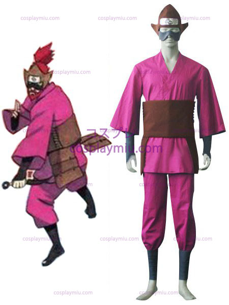 Naruto Four-Tailed Monkey Cosplay Costume