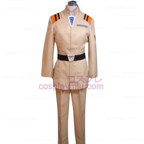 Neon Genesis Uniform Cosplay Kostym