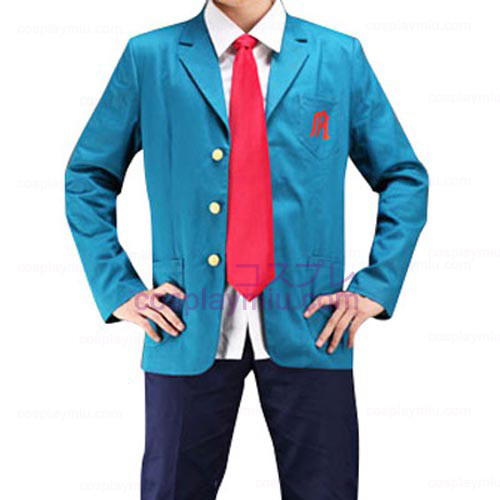 Haruhi Suzumiya Boy's Uniform Kyon Cosplay Costume