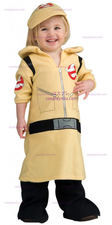 Infant/Toddler Ghostbusters Costume