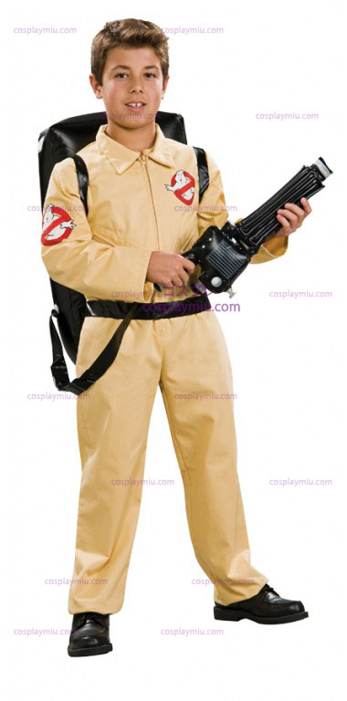 Ghost busters Child Costume
