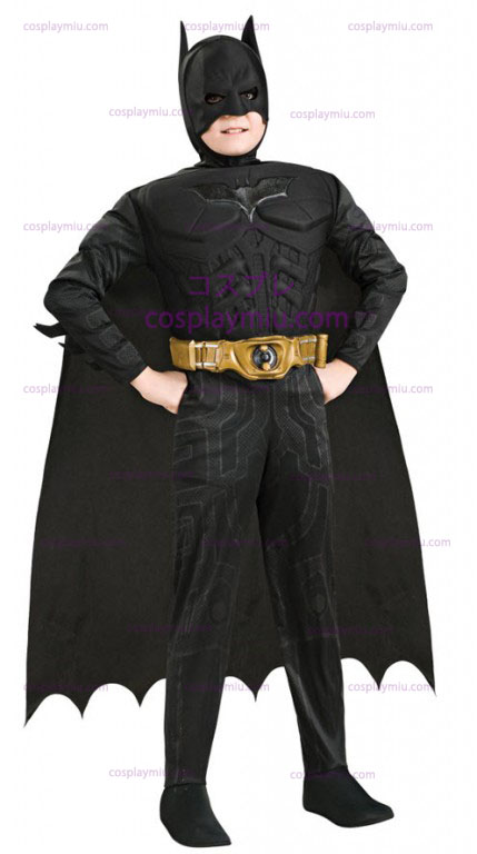 Black Batman Costume