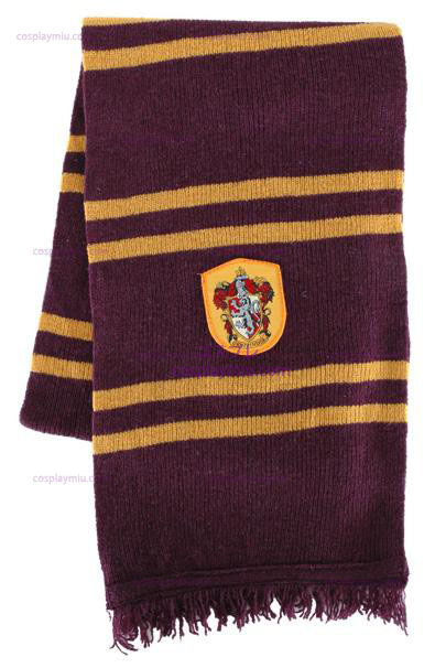 Harry Potter Gryffindor Lambs Wool House Scarf